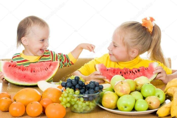Какие продукты нужны для роста детей